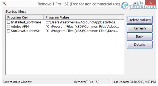 RemoveIT Pro Screenshot3