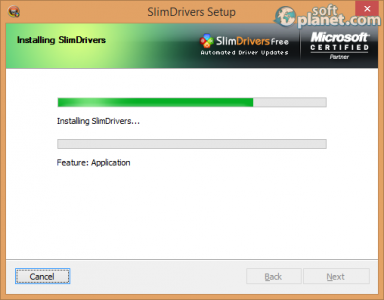 SlimDrivers Free Screenshot5