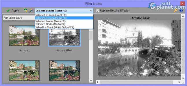Film Looks SVP Vol. 4 Screenshot2