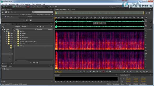 Adobe Audition CC Screenshot2