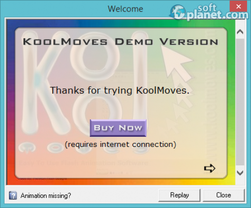 KoolMoves Screenshot4