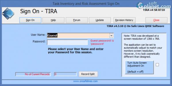 TIRA Screenshot2