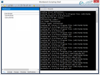 MySQL for Windows Screenshot3
