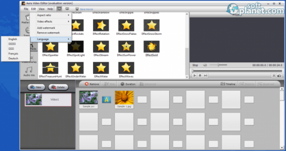 Aura Video Editor Screenshot5