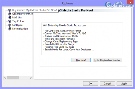 Zortam Mp3 Media Studio PORTABLE Screenshot2