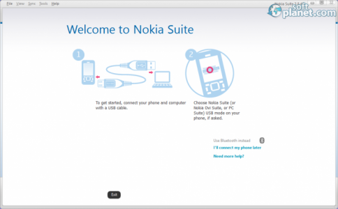 Nokia Suite Screenshot4