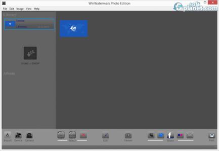 WinWatermark Photo Edition Screenshot3