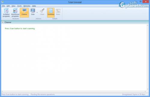 Total Uninstall Screenshot3