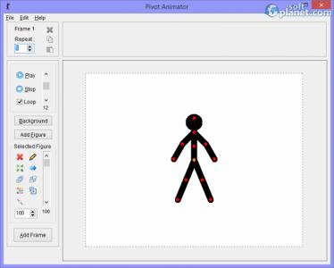 Pivot Stickfigure Animator Screenshot2
