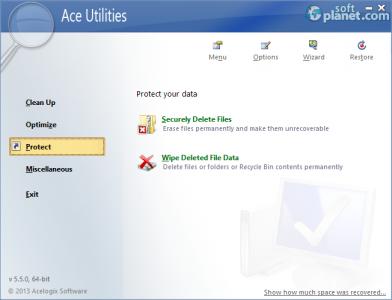 Ace Utilities Screenshot3