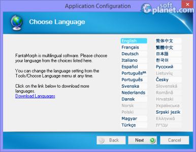 Abrosoft FantaMorph Screenshot4