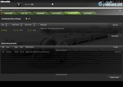 MP3 my MP3 Free Sound Recorder Screenshot3