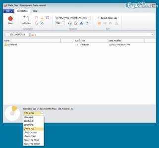 BurnAware Professional Screenshot2