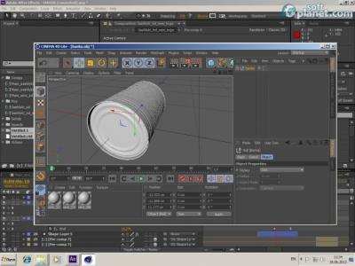 Adobe After Effects CC Screenshot2