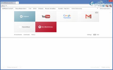 Yandex Browser Screenshot2