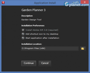 Garden Planner Screenshot3