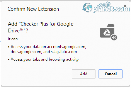 Checker Plus for Google Drive Screenshot4