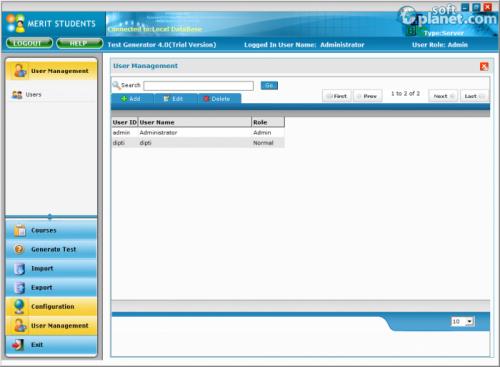 Test Generator Screenshot5