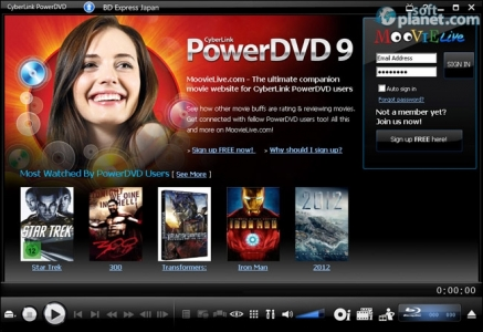 CyberLink Media Suite Screenshot3