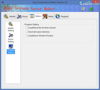 Easy Screen Saver Maker Screenshot2