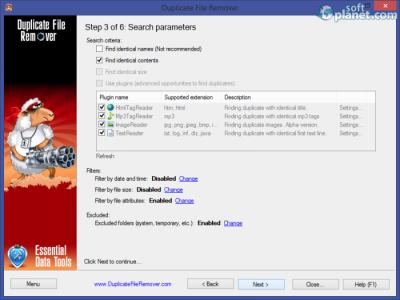 Duplicate File Remover Screenshot3