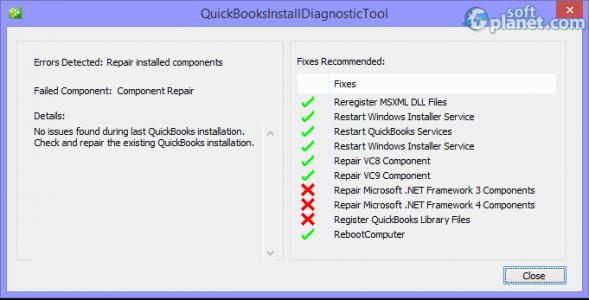 QuickBooksInstallDiagnosticTool Screenshot3