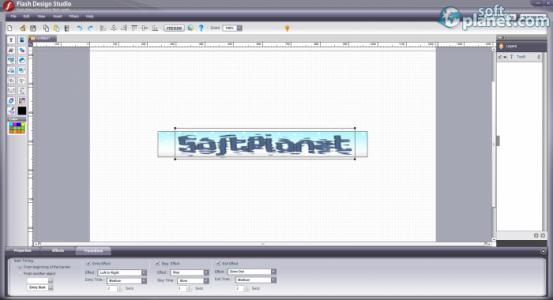 Flash Design Studio Screenshot5