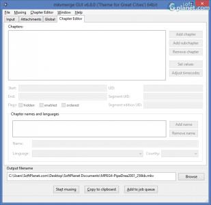 MKVToolNix Screenshot4