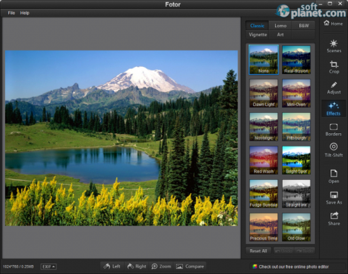 Fotor Photo Editor Screenshot4
