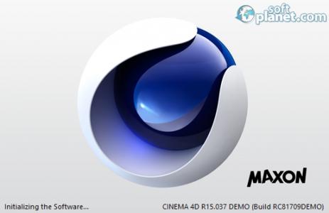 CINEMA 4D Screenshot3