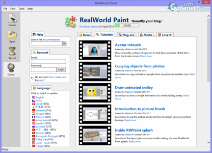 RealWorld Paint Screenshot4