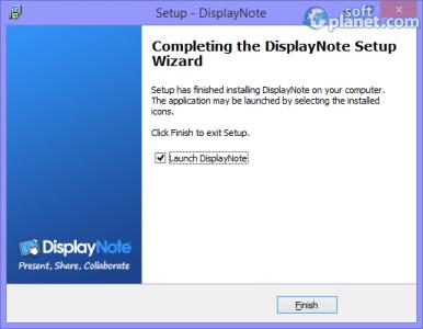 DisplayNote Screenshot2