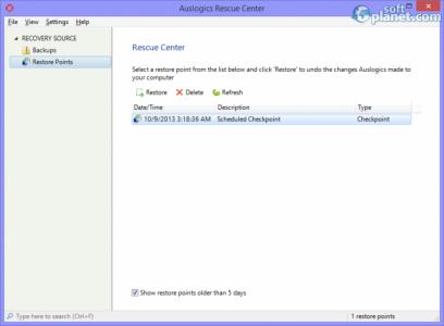 Auslogics Registry Cleaner Screenshot3