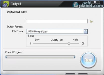 WonderFox Video to Picture Converter Screenshot3