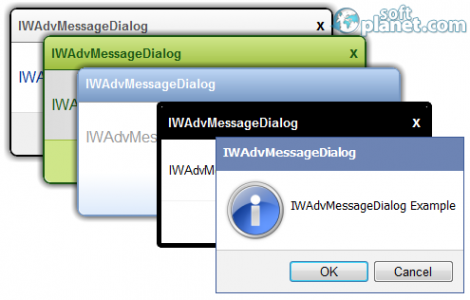 TMS IntraWeb Component Pack Pro Script Edition Screenshot2