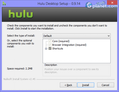 Hulu Desktop Screenshot5