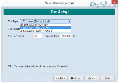 Ezy Invoice Screenshot2