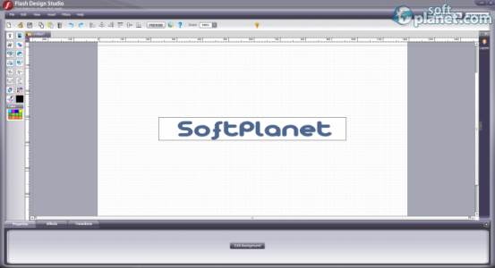 Flash Design Studio Screenshot3