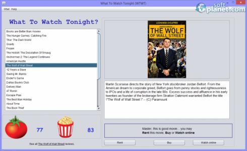 What To Watch Tonight Screenshot2