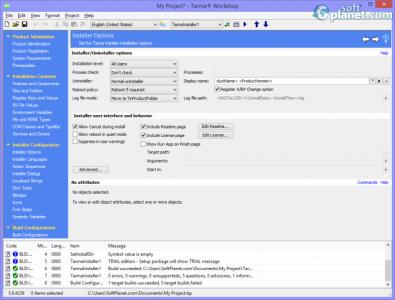 Tarma Installer Screenshot4