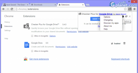 Checker Plus for Google Drive Screenshot3