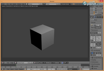 Blender Screenshot3