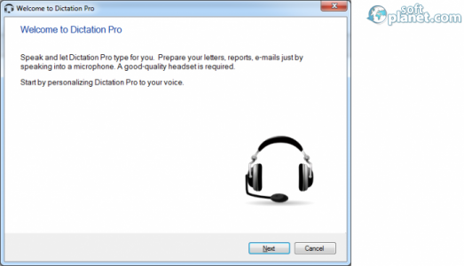 Dictation Pro Screenshot2
