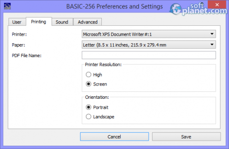 BASIC-256 Screenshot4