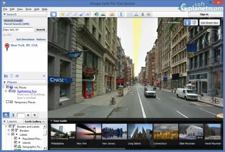 Google Earth Pro Screenshot4