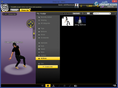 IMVU Screenshot4