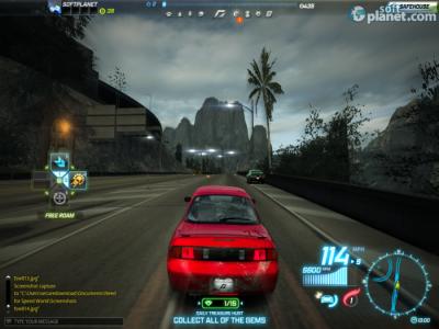 Need for Speed World Online Screenshot4