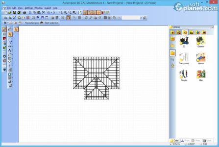 Ashampoo 3D CAD Architecture 4 Screenshot4