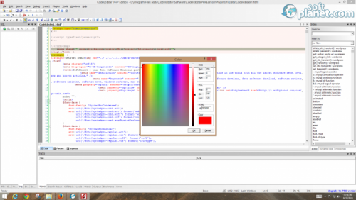 CodeLobster Screenshot3