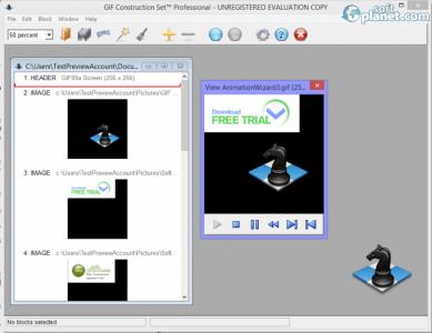 GIF Construction Set Professional Screenshot2